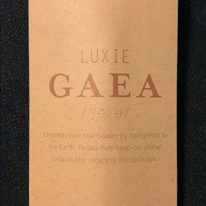 Luxie Gaea brush set